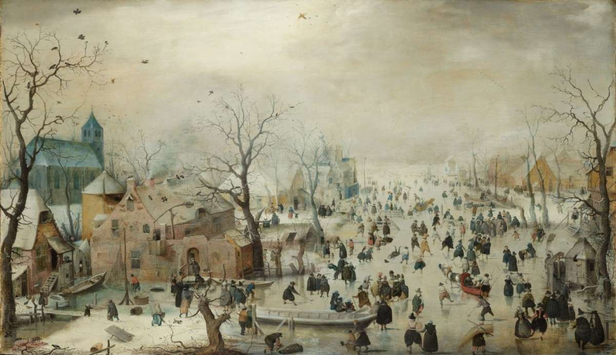 Hendrick_Avercamp_-_Winterlandschap_met_ijsvermaak.wikipedia