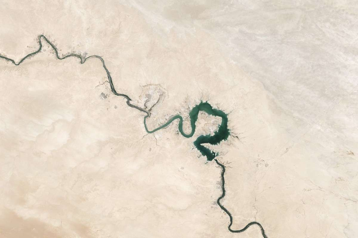Eufraat_woestijn.pixabay