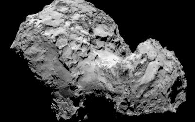 Zuurstof in komeetatmosfeer ondermijnt miljarden jaren