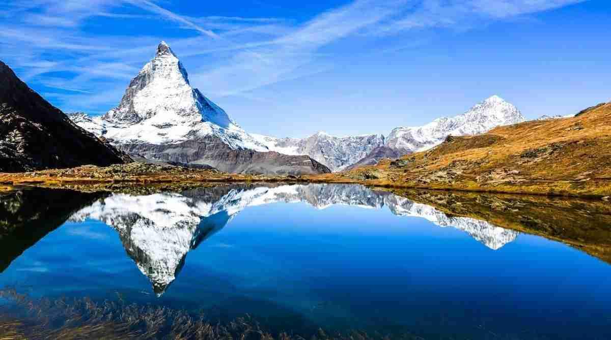 Matterhorn: Tweedelige berg | Logos Instituut