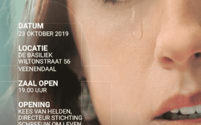 Première van de film Unplanned 23 oktober 2019 in de Basiliek