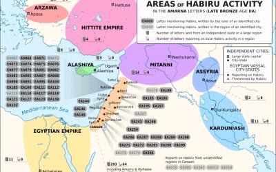 Wie waren de Habiroe?