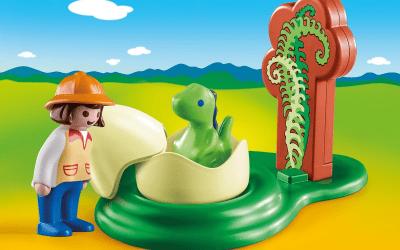 Playmobil 1-2-3 doet grote broer na