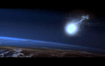 Deep Impact: de gevolgen van een komeetinslag