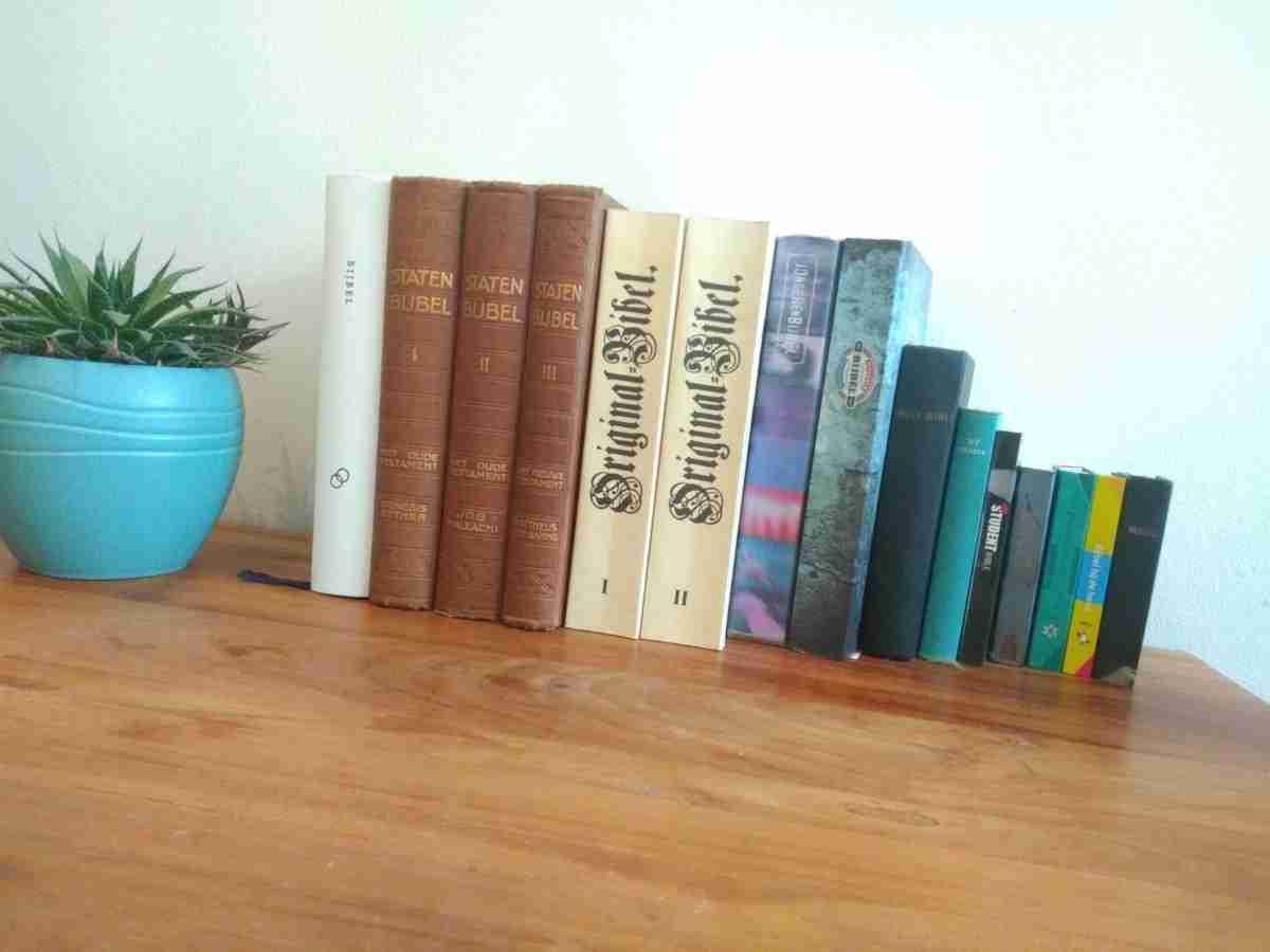 Heel veel Bijbels