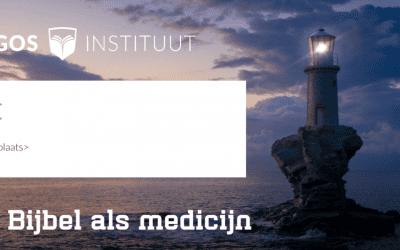 De Bijbel als medicijn