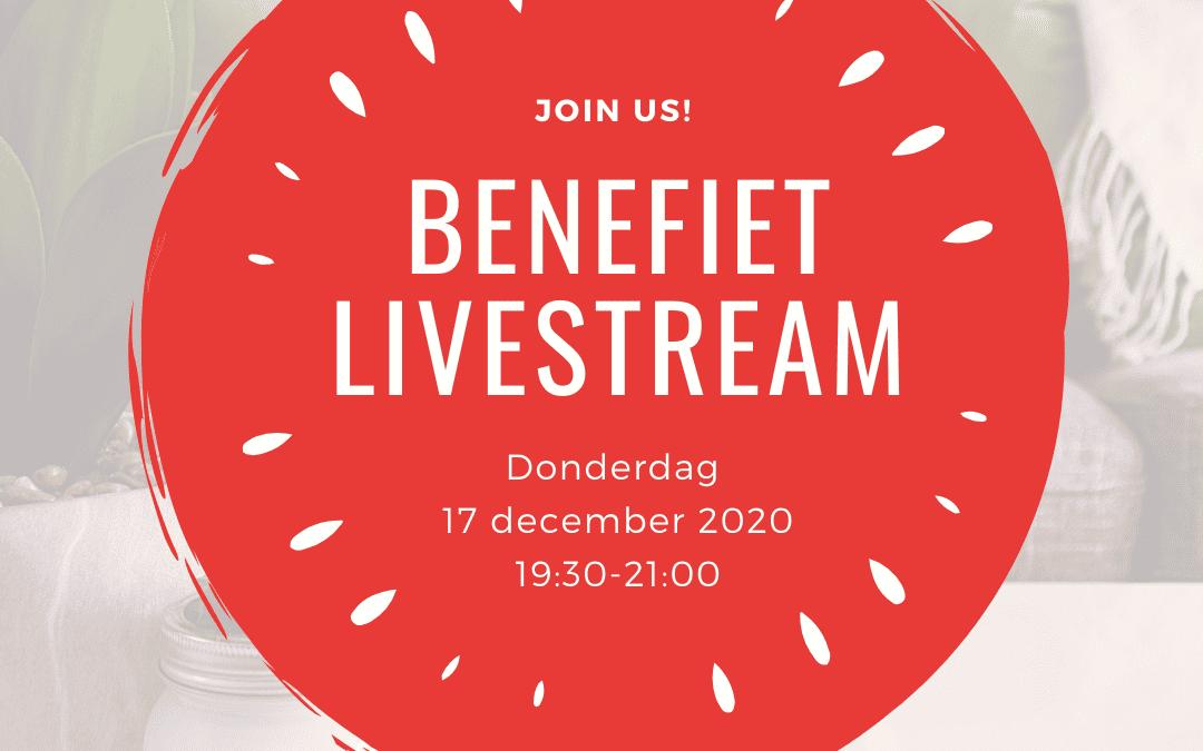 Livestream Logos Instituut: Kijk mee en neem deel aan de live-chat!