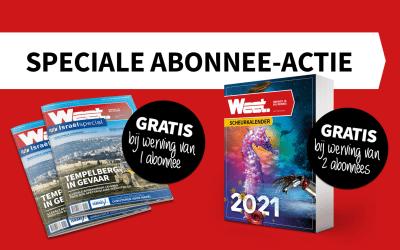 Weet Magazine: Werf een abonnee, krijg een cadeau