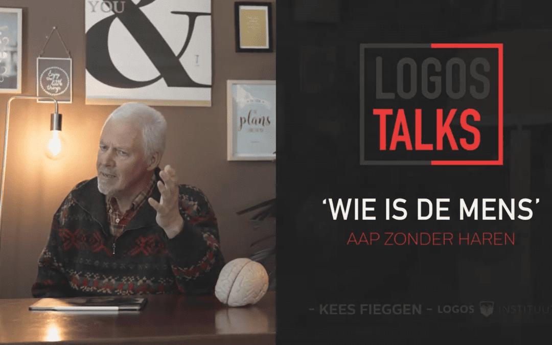 Wie is de mens – eerste 'Logos talks' video online