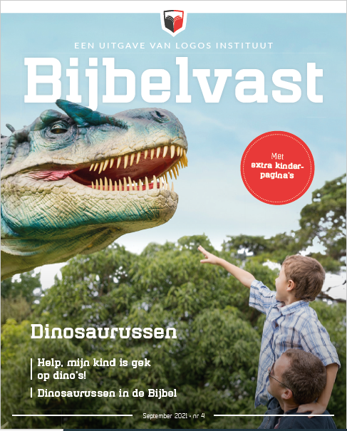Nieuwsbrief augustus – Bijbelvast special over dino's nu al te bestellen