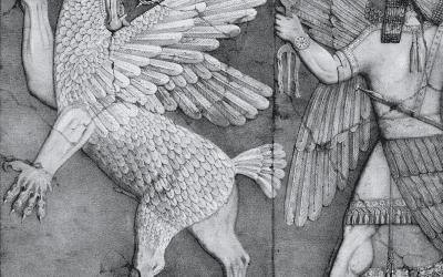 Drakenverhalen uit oude tijden