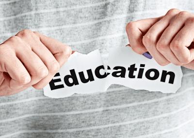 Censuur in educatie